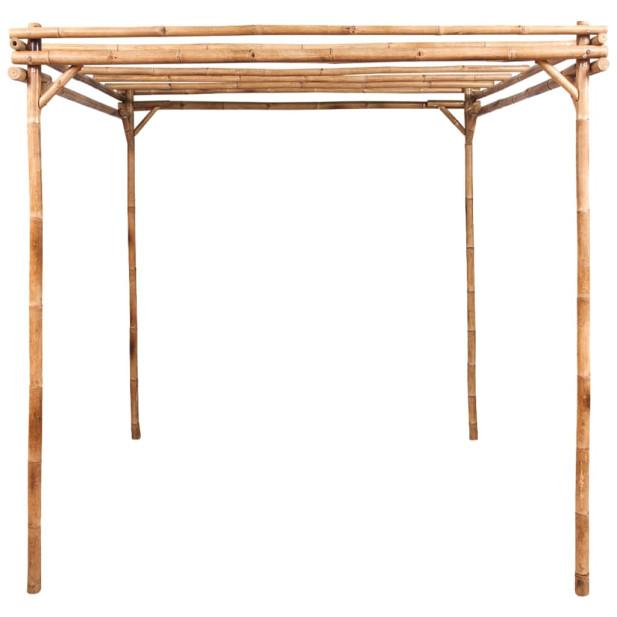 Bambuszpergola 170 x 170 x 220 cm - utánvéttel vagy ingyenes szállítással