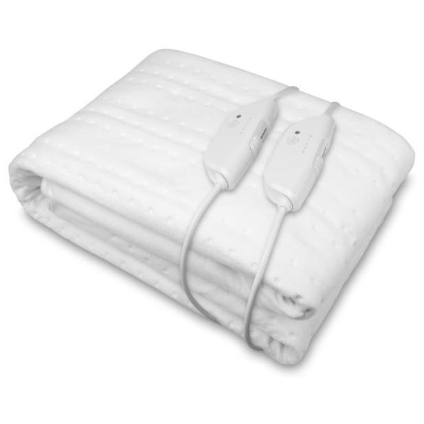 Medisana Maxi HU 676 fehér fűthető alsótakaró 1,6 x 1,5 m - utánvéttel vagy ingyenes szállítással