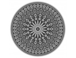 Esschert Design kültéri szőnyeg átm. 170 cm - utánvéttel vagy ingyenes szállítással