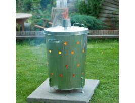 Nature 46x72 cm galvanizált acél kerti hulladékégető - utánvéttel vagy ingyenes szállítással